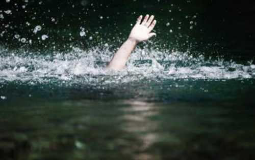 Ilustrasi korban tenggelam di sungai