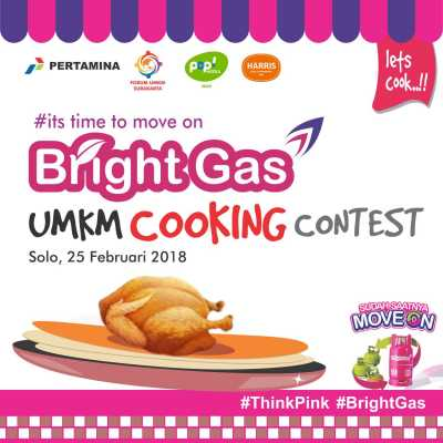 30 Tim Kuliner Siap Ramaikan UMKM Cooking Contest