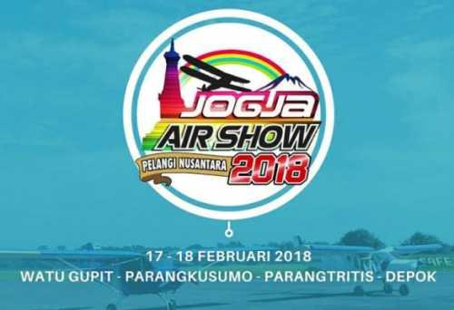 Jogja Air Show (JAS) 2018, Siap Tampilkan Beragam Atraksi