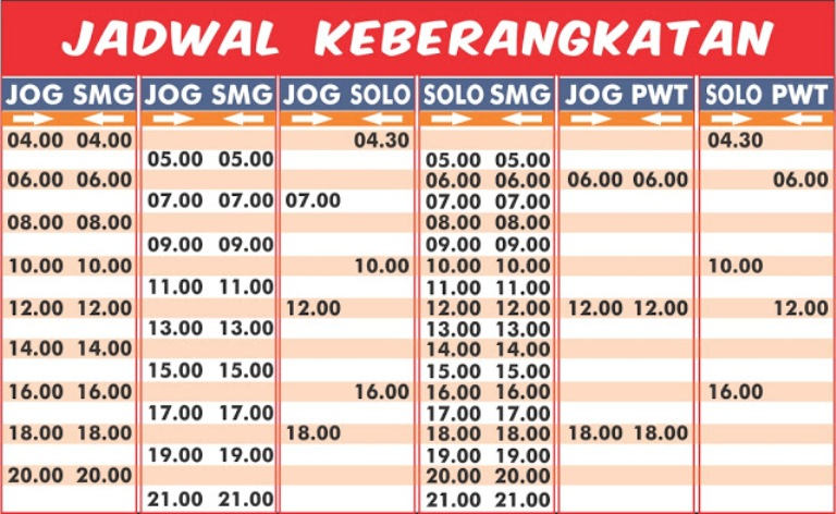 jadwal keberangkatan bus joglosemar joglosemar news rh joglosemarnews com  berita joglosemar solo hari ini