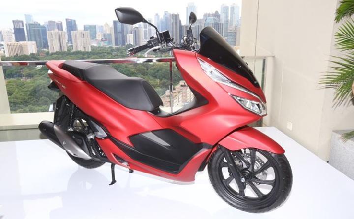 Tampilan Makin Trendy Motor Honda All New Pcx Sukses Rajai