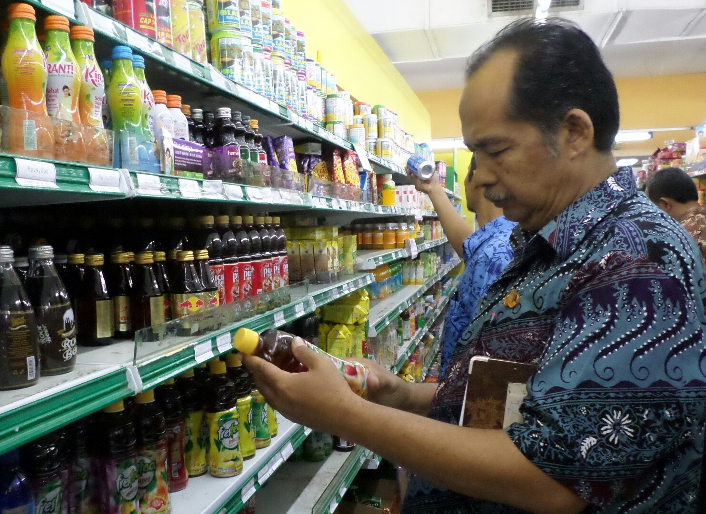 Awasi Peredaran Makanan Beracun Dan Snack Narkoba Dinkes Wonogiri