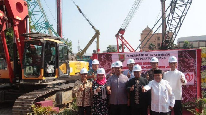 hendi groundbreaking pembangunan pasar johar baru di kauman 20180823 013331