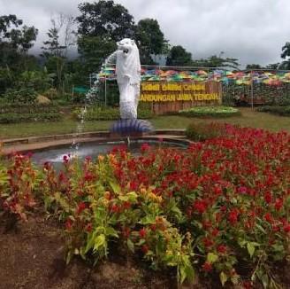 Taman Bunga Celosia Gedong Songo Ungaran Hadirkan Museum