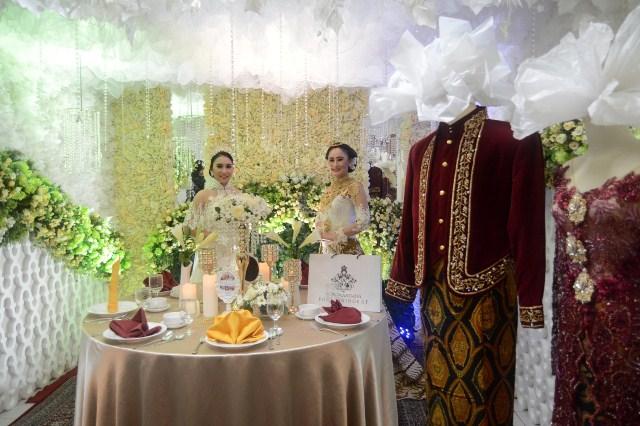kini ada wedding corner di the sunan hotel solo joglosemar news