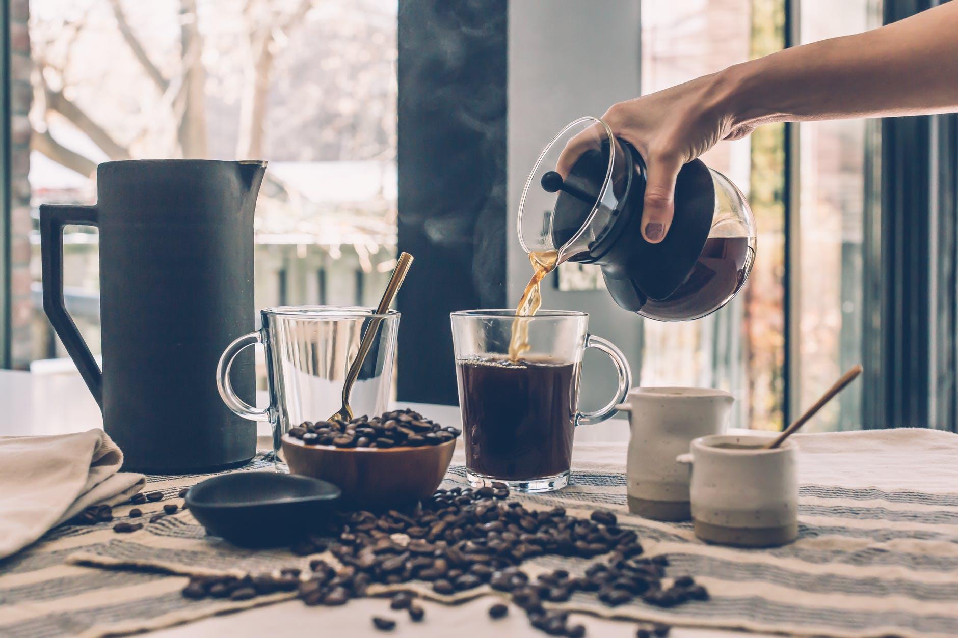Hari Kopi Sedunia Intip Manfaat Hijau Joglosemar News Green Coffee Siap Minum