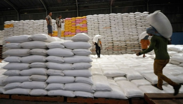 stabilitas pangan, beras
