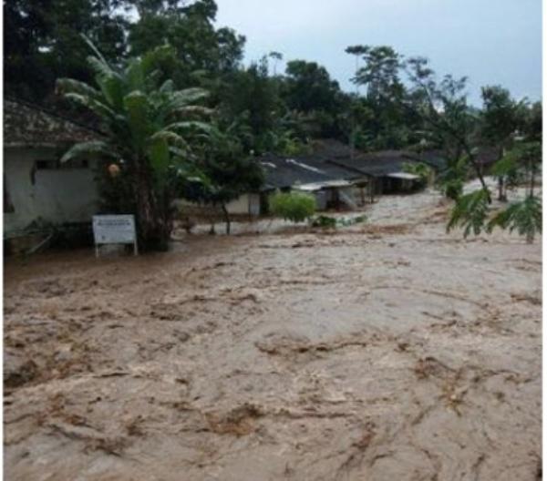 banjir pangalengan
