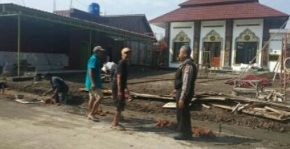 Sambang masjid