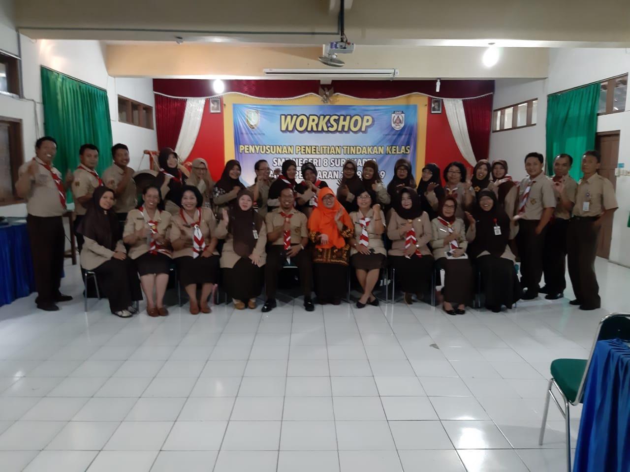 workshop penyusunan PTK