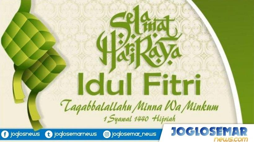 Ini Ucapan Selamat Idul Fitri Dalam Bahasa Jawa Krama Inggil Dan