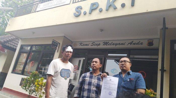 ormas pemuda pancasila pp laporkan kasus pengeroyokan