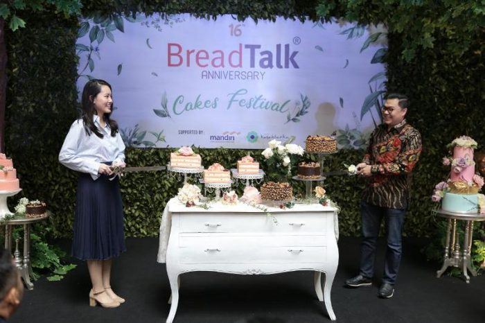 breadtalk cake festival
