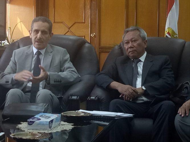 Rektor Univesitas Muhammadiyah Surakarta UMS Prof Dr Sofyan Anif M.Si