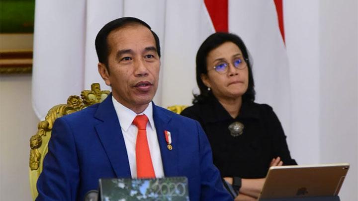 Presiden Jokowi Minta Menkeu Sri Mulyani Kaji Ulang Pembayaran THR ...