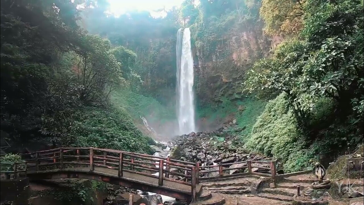 Waspada, Obyek Wisata Tawangmangu Karanganyar Rawan Jadi ...