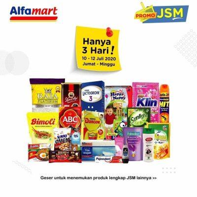 Promo Alfamart: Promo JSM Alfamart 10-12 Juli 2020