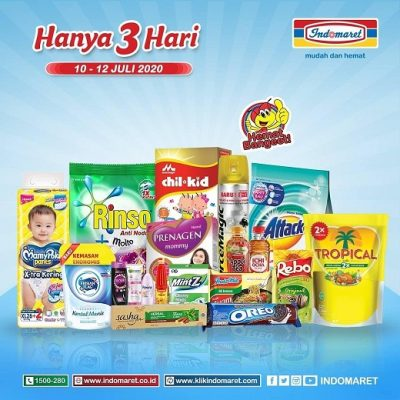 Promo Indomaret: Promo JSM Indomaret 10-12 Juli 2020, Kuaci Rebo Hanya Rp11.900