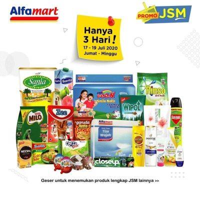 Info Diskon Alfamart: Promo JSM 17-19 Juli 2020, Minyak Goreng Sania 2 Liter Hanya Rp23.900