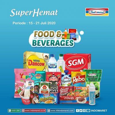 Info Diskon Indomaret: Promo Super Hemat Produk Food & Beverage hingga Produk Perawatan Tubuh, Berlaku 15-21 Juli 2020