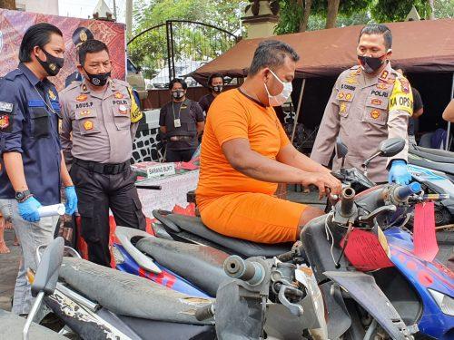 Pelaku Masih di Bawah Umur, Kasus Pencurian Motor Vario di Mojolaban Sukoharjo Akhirnya Diselesaikan Secara Kekeluargaan