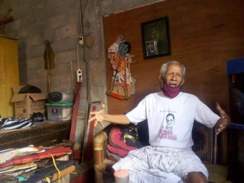 Mbah Rohadi, Perajin Wayang yang Tetap Eksis Digerus Zaman