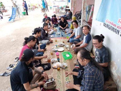 Serunya Obrolan Tiga  Novel Karya Sastrawan Surakarta