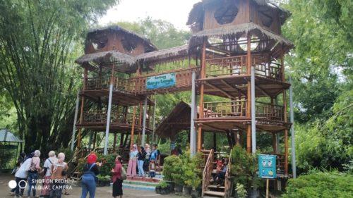 Andalkan Swadaya dari Sewa Lapak Kuliner hingga Kano, Gerbang Banyu Langit Melaju Menggaet Pengunjung Berbagai Daerah