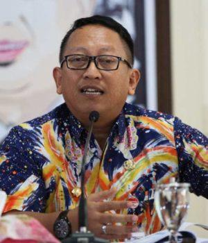 Kepala Dinas Pemuda Olahraga dan Pariwisata Disporapar Provinsi Jawa Tengah Sinoeng Nugroho Rachmadi