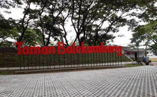 Taman Balekambang Solo Miliki Wajah Baru, Telah Dibuka untuk Umum Mulai Awal Tahun