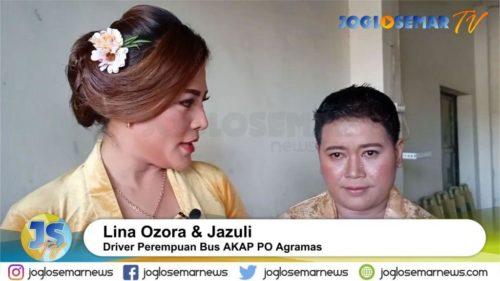Video : Nasib Sopir Bus Cantik, Sering Digoda dan Terbiasa Tidur Dimana Saja Termasuk di Dalam Bus