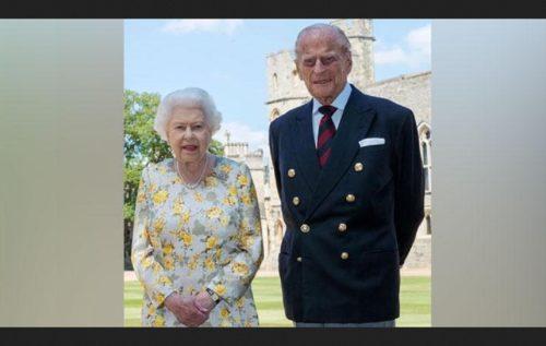 pangeran philip dan ratu elizabeth II