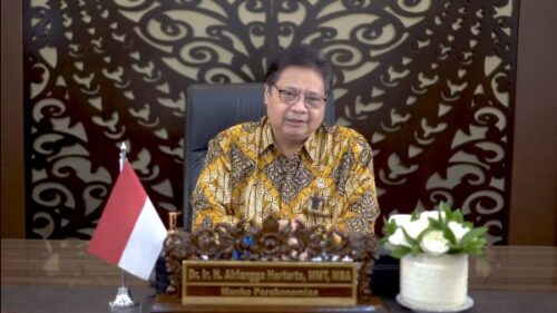 Menko Airlangga: Presidensi G20 Jadikan Indonesia Role Model Pemulihan Ekonomi di Tengah Pandemi