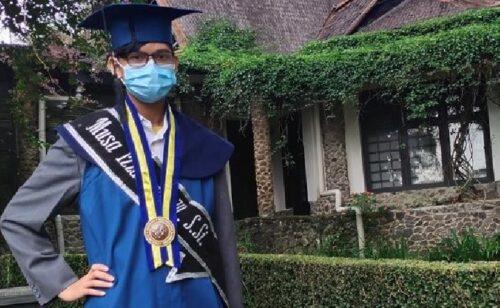Musa Izzanardi Mahasiswa Matematika ITB Usia 18 Tahun Jadi Wisudawan Termuda