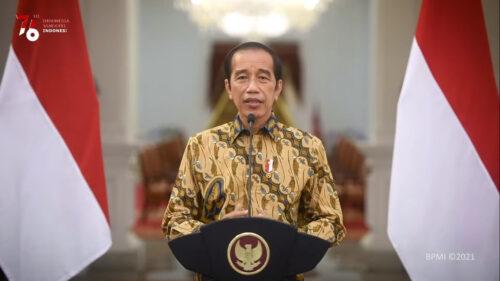 Jokowi: Masyarakat Harus Siap Hadapi Endemi