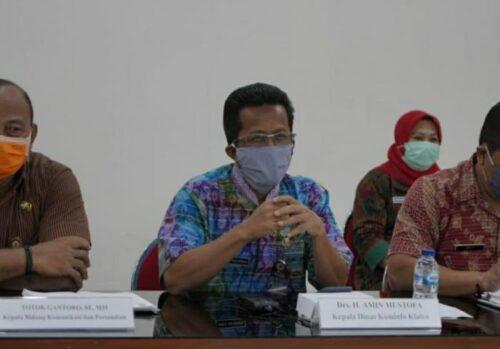 Nama Bupati Klaten Disalahgunakan, Amin Mustofa: Hati-hati Penipuan!
