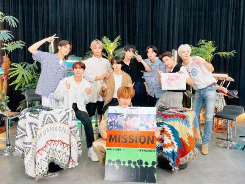 NCT 127 Jadi 'Million Seller' dengan Pre-Order 1,32 Juta Keping Album 'Sticker' Hanya Dalam Satu Hari Saja!