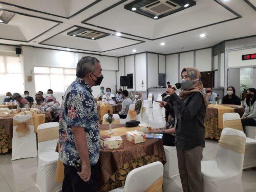 Aqua Dwipayana Ajak Pegawai BRI Semarang Selalu Berdoa Sebelum Kerja dan Jaga AKHLAK