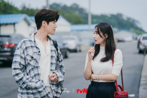 Inilah Drama Korea yang Tayang Agustus 2021, Salah Satunya Dibintangi Kim Seon Ho
