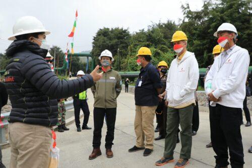 Ganjar Dukung Pengembangan Proyek Geothermal Dieng: Bisa Dijadikan Destinasi Wisata Energi