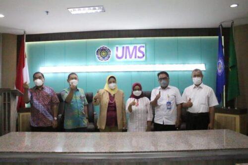 Universitas Muria Kudus dan UMS Surakarta Jalin Kerja Sama