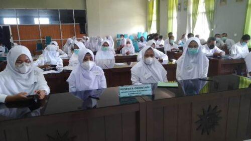 Melalui Seleksi Ketat, 46 Orang Lolos Sebagai Karyawan Baru RS PKU Muhammadiyah Karanganyar