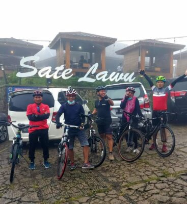 Hujan Lima Jam, Kunjungan Wisata Tawangmangu dan Ngargoyoso Turun