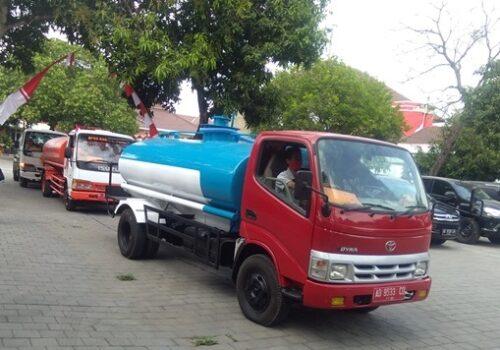 Enam Kecamatan di Boyolali Ini Masuk Wilayah Krisis Air Bersih