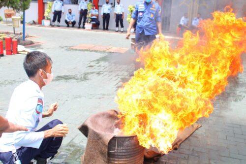 Buntut Kebakaran Tewaskan 48 Napi, Lapas Sragen Langsung Kumpulkan Semua Petugas, Dibekali Teknik Pemadaman!