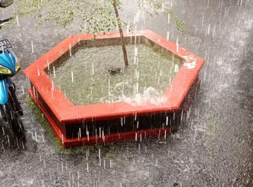 Pertanda Apa ini? Hujan Sering Turun di Wonogiri, Bahkan Curahnya Diatas Normal