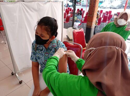 Wonogiri Jelas Beda, Sasaran Vaksinasi Berdasarkan Klaster Kelompok Sesuai Skala Kerentanan Profesi