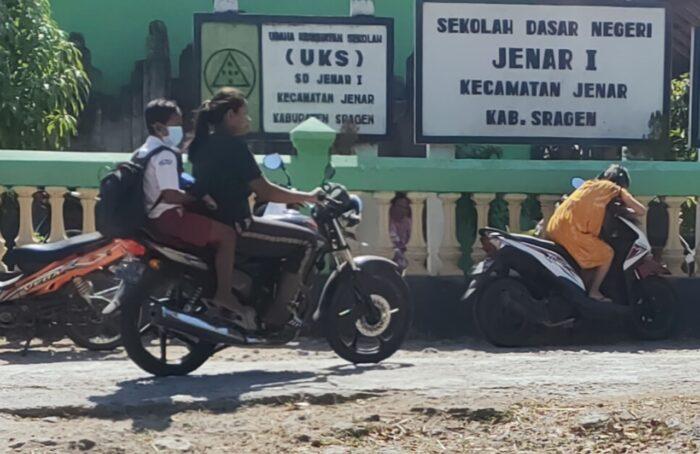 Fenomena Miris, Orangtua Penjemput di Sragen Kepergok Masih Ngeyel, Dinas Minta Anak-Anak Gantian Nasehati Ortunya!